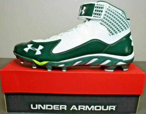 New Under Armour Spine Fierce MC Football Cleats Size 15,16,17,18