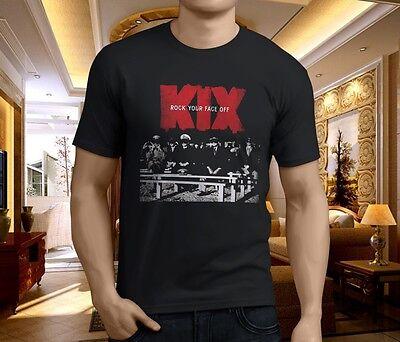 Small Faces Band English Rock Band Logo Mens Black T-Shirt Size S to 3XL