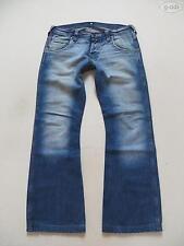 Wrangler SHARKEY Bootcut Jeans Hose W 32 /L 30 Faded wash, Vintage X-Low Denim !