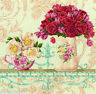 Maia  1171  Chintz and Roses  Kit  Broderie  Point de Croix  Compté