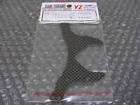 Vintage Yokomo Yr10gp Zg723 Rear Carbon Fiber Shock Tower Damper Stay Unused
