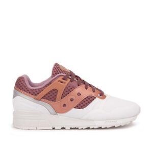 España Saucony Hombres Grid Sd Tan marrón Zapatos
