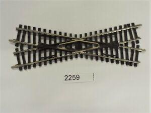 MARKLIN-2259-K-Gleis-Kreuzung-168-9-mm-NEU-1-Stueck