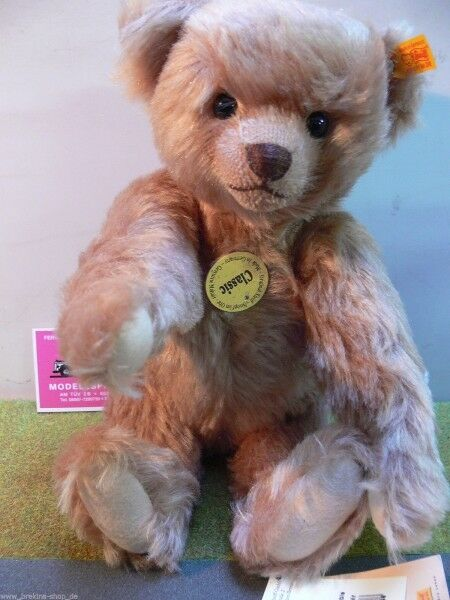 ST 226 Steiff Teddy Classic ca.32cm beige beige beige Mohair 005138 d974d6
