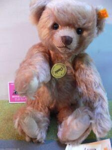 St 226 Steiff Teddy Classic Ca.32cm Beige Mohair 005138