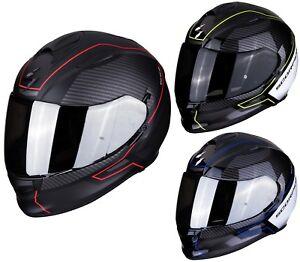 Scorpion-Exo-510-Air-Cadre-Casque-de-Moto-Casque-Integral-Casque-avec-Parasoleil