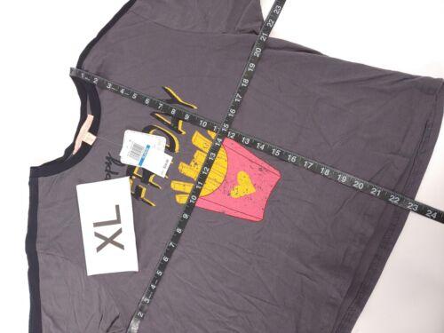 Rebellious One Juniors/' Fryday Crop Graphic Ringer T-Shirt