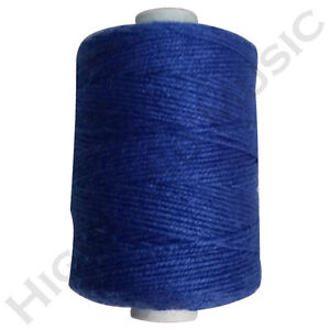 Alerte Brand New H M écossais Cornemuse Chanvre Couleur Bleue 1oz/pratique Chanter Chanvre-afficher Le Titre D'origine