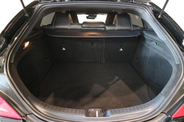Mercedes CLA200 1,6 Shooting Brake aut. billede 12