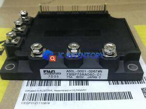 1PCS-FUJI-7MBP75RA060-01-A50L-0001-0267-N-Module-meilleur-service-qualite-garantie