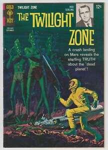 M0567: The Twilight Zone, #17, Vol 1, VF/NM Condition