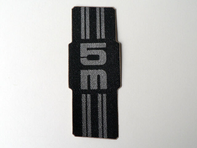 Alfasud 5M : trés rare sigle de custode original