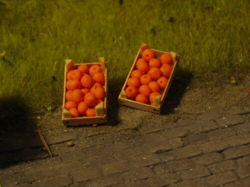 Apfelsinen   Spur 1 Holzkisten m 118//21 Art-Nr