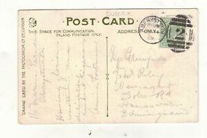 EDW-VII-1909-ABERYSTWYTH-DUPLEX-POSTMARK-PLEASE-SEE-PICTURE