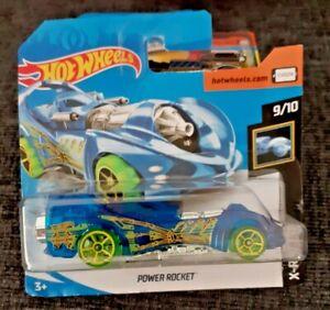 Cohete-de-alimentacion-Hot-Wheels-de-Mattel-totalmente-Nuevo-Sellado