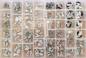Huge-Multi-listing-Lord-of-the-Rings-Metal-models-cleaned-of-paint-RARE-LOTR-OOP