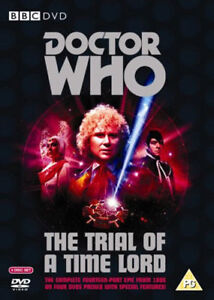 Doctor Who - The Prova Di a Timelord DVD Nuovo DVD (BBCDVD2422)