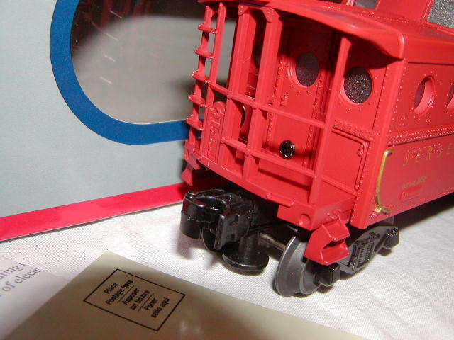 Williams by Bachmann 47742 47742 47742 Jersey Central N5C Illuminated Caboose O 027 MIB 2015 0c8007