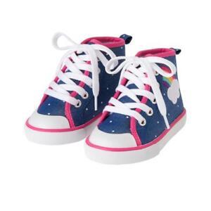 GYMBOREE NWT Sparkle Dot Sneakers Girl White Shoes Size 9 12