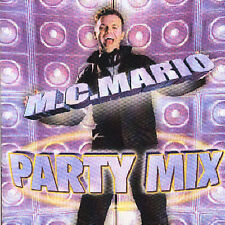 Party Mix Mc Mario MUSIC CD