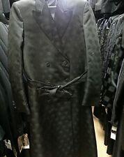 Bekishe Jewish coat kapote RABBI  Size 16 M Boys with Belt New FAST SHIPPING NWT