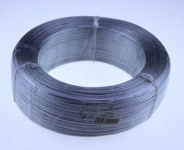 2 X Drahtlitze 500m 1000 M 1 5 Mm Draht Litze Weidezaun | eBay