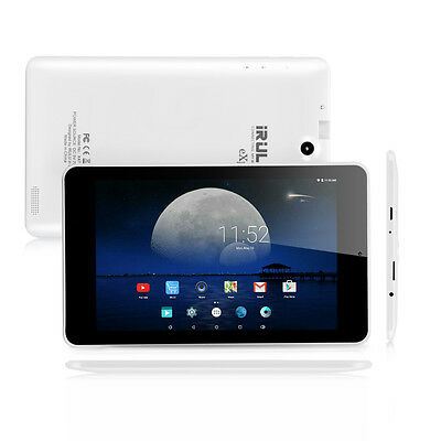 iRULU 7 inch Tablet PC Google Android5.1 Quad Core 1GB/16GB IPS 800*1280 4000mAh
