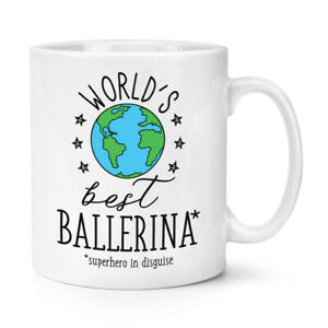 World-039-s-Best-Ballerina-10oz-Mug-Cup-Funny-Joke-Favourite-Dancing-Dancer-Ballet