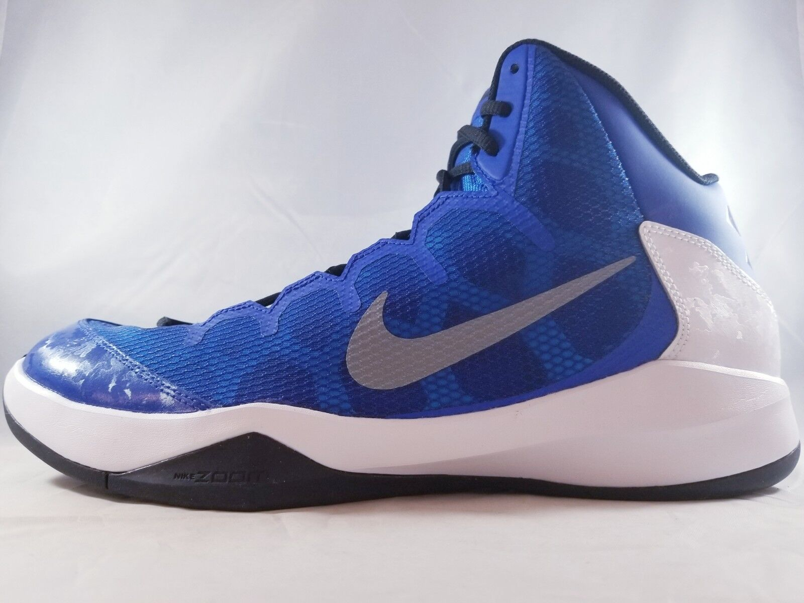Nike Zoom Without a Doubt Men's Basketball shoes 749432 401 401 401 Size 14 3a668b