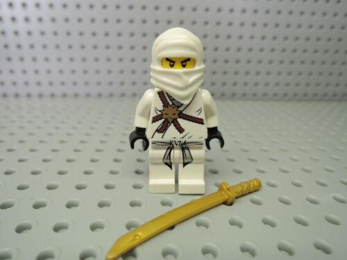 Lego Figur Ninjago Zane Waffe njo001  2504 2506 2507 2113