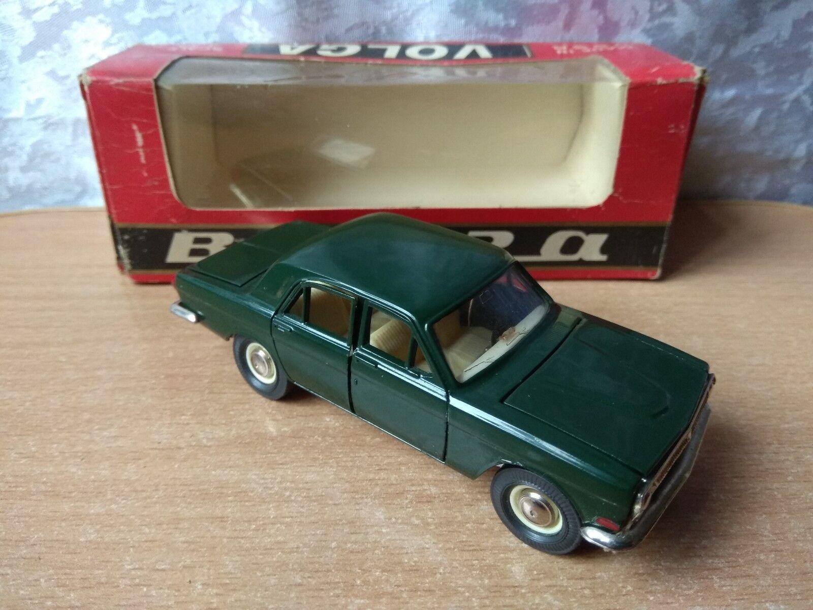 Vintage metal toy soviet car СССР 1 43 model USSR USSR USSR Gaz 24 Wolga Volga A 14 c2a808