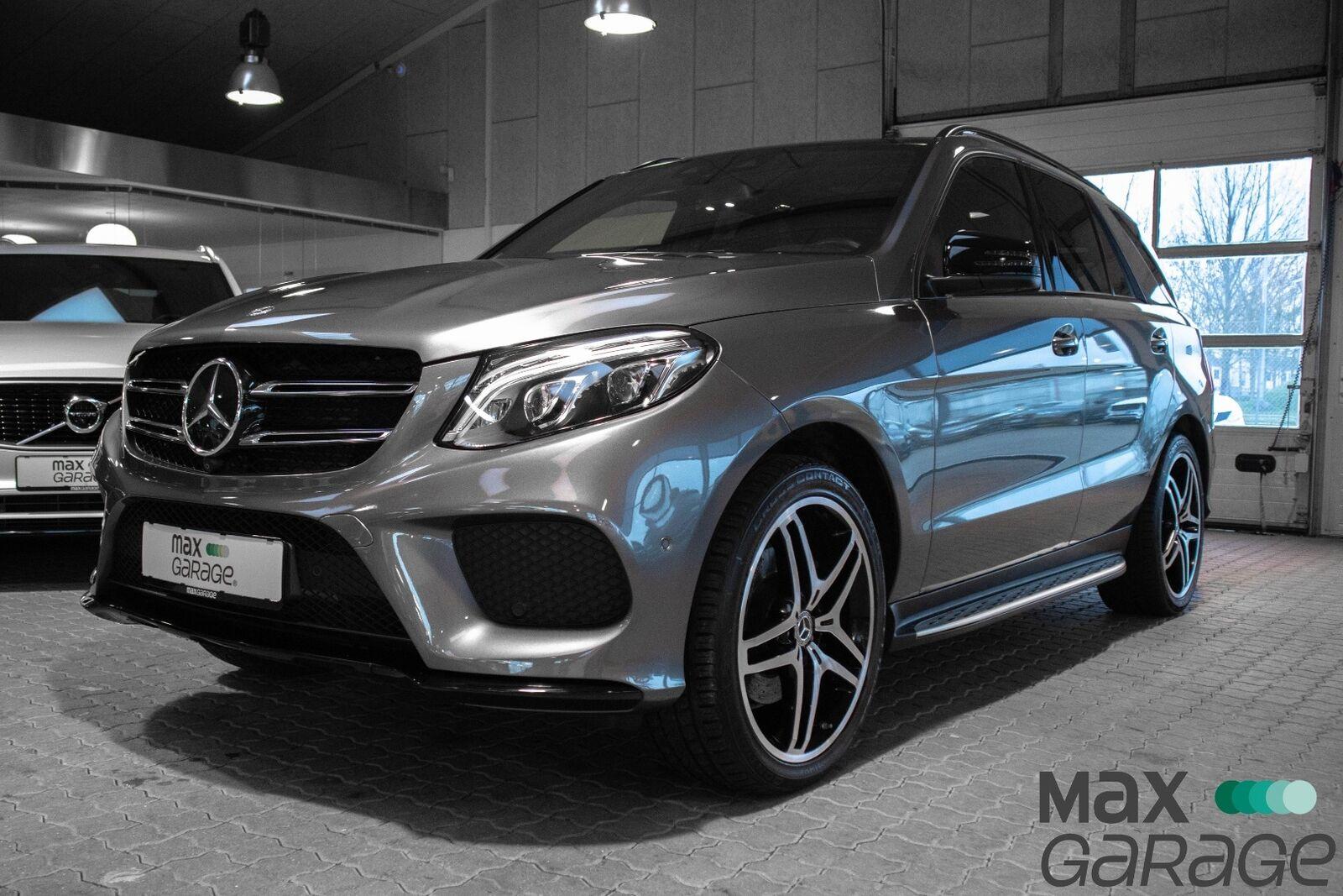 Mercedes GLE350 d 3,0 AMG Line aut. 4-M 5d - 3.998 kr.