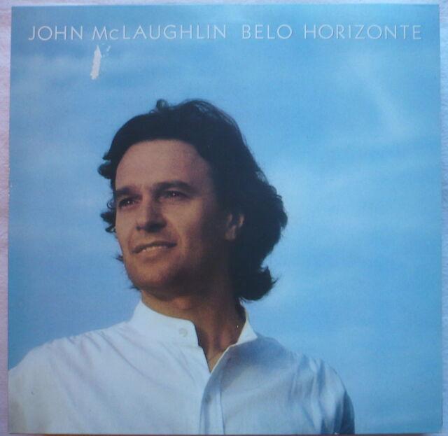 JOHN McLAUGHLIN - Belo Horizonte - LP