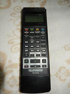 Fernbedienung Telefunken FB 1315 für diverse Videorecorder Super Zustand - Neustadt, Deutschland - Fernbedienung Telefunken FB 1315 für diverse Videorecorder Super Zustand - Neustadt, Deutschland