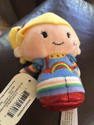 Hallmark Itty Bitty Plush KID3427 Rainbow Brite