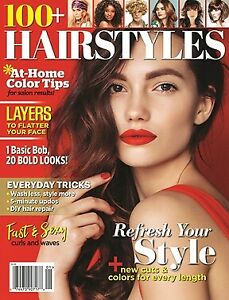 Excellent 100 Hairstyles Magazine New Beautiful Looks Layers Curls Natural Hairstyles Runnerswayorg