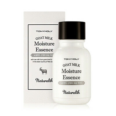 [TONYMOLY] Naturalth Goat Milk Moisture Essence - 50ml