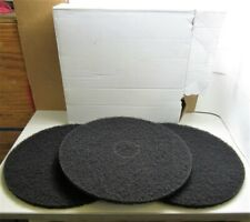 Performance Plus Pbla17 Black Stripping Pads 17 For Floor Buffer Qty 3 New