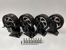 "*NEW*10/"" x 2.5/"" Colson Albion Swivel Caster Polyurethane Wheel 1200lb capacity"