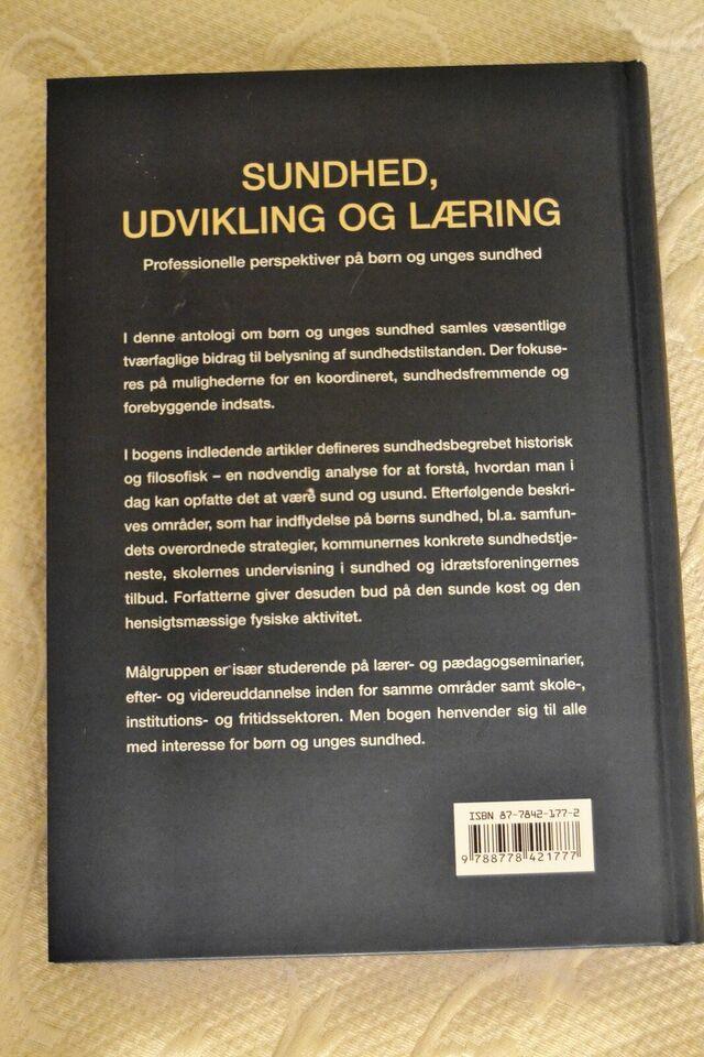 Sundhed, udvikling og læring, K. Akselsen og B. Koch
