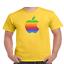 Apple-T-Shirt-Logo-Mac-Men-039-s-And-Youth-Sizes-Ring-Spun-Cotton-Soft-TEE thumbnail 9
