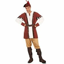Adult Hunter 'Robin Hood' Costume Medieval Archer Prince Of Thieves