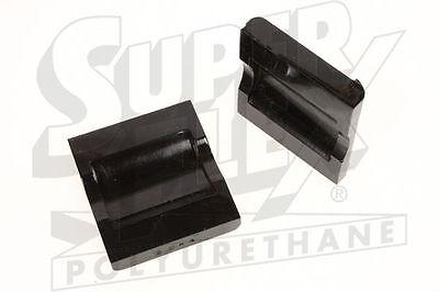 Soporte de suspensión de barra de torsión Superflex Pad Kit Para Mercedes Clase M W163 98-05