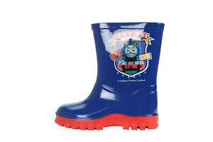 Boys Thomas The Tank Wellingtons Welly Wellies Children Kids Rain UK Sizes 5-10