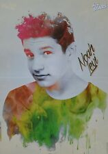 NOAH LEVI - A3 Poster (ca. 42 x 28 cm) - YouTube Star Clippings Fan Sammlung
