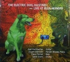 CD THE ELECTRIC DOG ALLSTARS - live at blue monday, neu - ovp