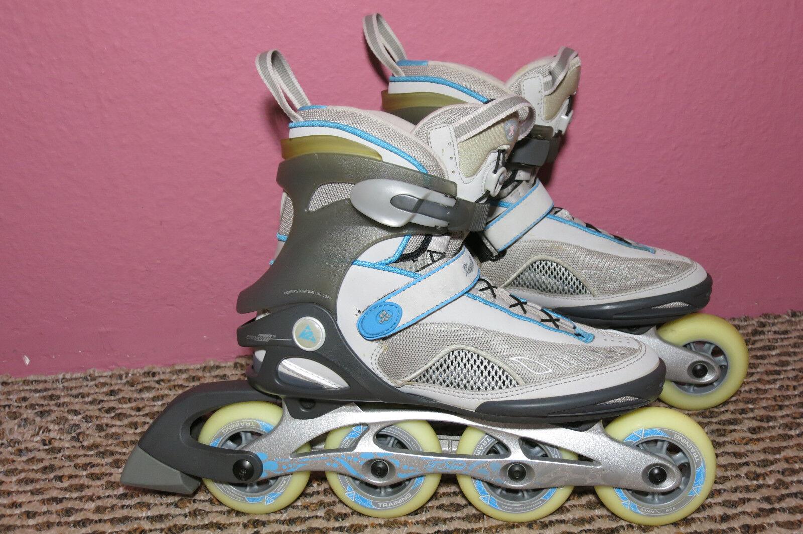 K2 Kinetic 84 84 84 T: Nine ILQ9 Inliner Skates Gr. 39,5 NP 180,-€ bffdd8