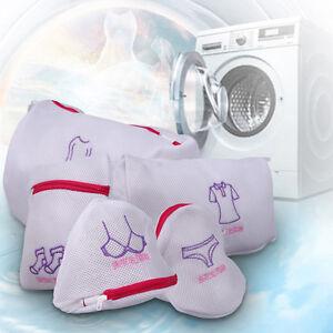 filet maille sac linge protection lingerie bra lavage laver en machine neu ebay. Black Bedroom Furniture Sets. Home Design Ideas