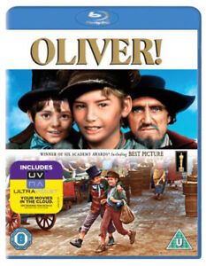 OLIVER-Blu-ray-Disc-1968-Classic-Musical-Movie-Charles-Dickens-Oliver-Twist