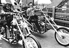 "NEW Easy Rider film / Dennis Hopper/ Peter Fonda  34"" x 24"" POSTER"